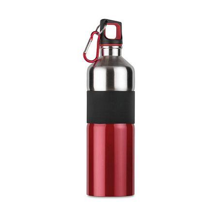 Kulacs 750 ml, piros